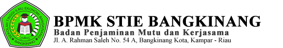 BPMK STIE Bangkinang